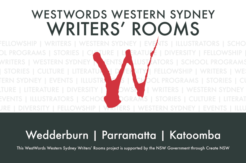 western sydney writers rooms become a member